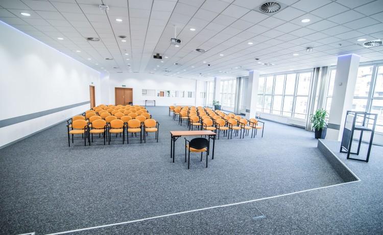 Centrum szkoleniowo-konferencyjne World Trade Center Poznań / 1