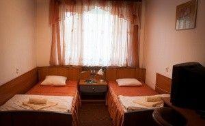 zdjęcie pokoju, Centrum Szkolenia i Rekreacji KRASNOBRÓD, Krasnobród