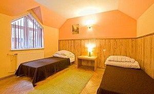 zdjęcie pokoju, OSiR Wawrzkowizna, Rząsawa