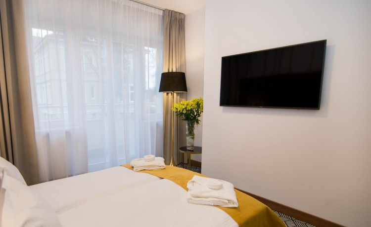 Hotel **** Hotel Platinum Palace Residence**** Poznań / 82