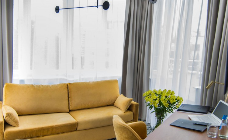 Hotel **** Hotel Platinum Palace Residence**** Poznań / 78