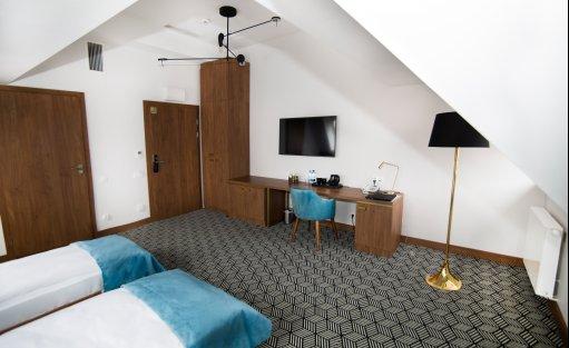 Hotel **** Hotel Platinum Palace Residence**** Poznań / 71