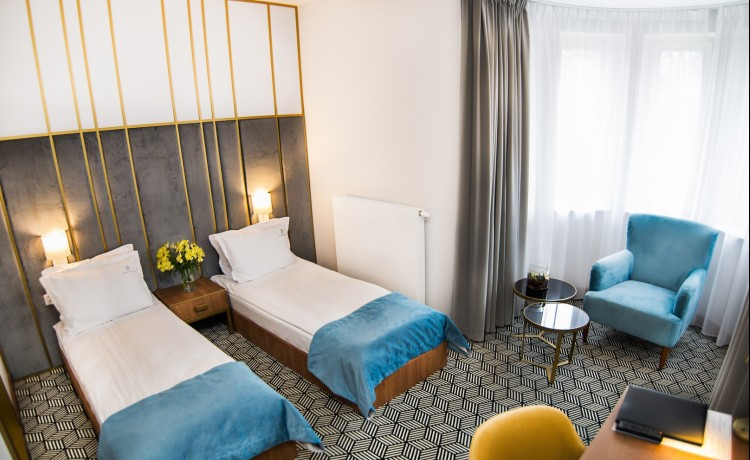 Hotel **** Hotel Platinum Palace Residence**** Poznań / 66
