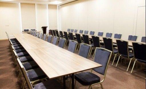 zdjęcie sali konferencyjnej, ERANOVA Miejsce Kreatywnej Aktywności, Olsztyn