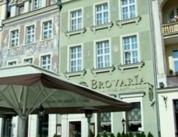 Brovaria Brovar Hotel Restauracja