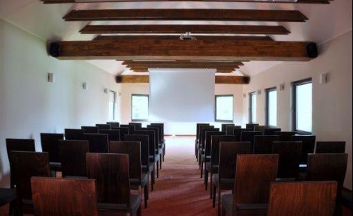 zdjęcie sali konferencyjnej, Hotelik Skalny, Szczyrk