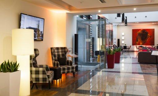 Obiekt szkoleniowo-wypoczynkowy Hotel Moderno / 0