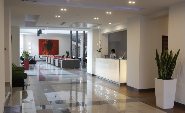 Obiekt szkoleniowo-wypoczynkowy Hotel Moderno / 1