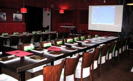zdjęcie sali konferencyjnej, Locomotiva Hotel*** i Restauracja, Lublin