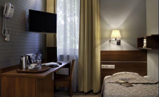 zdjęcie pokoju, Locomotiva Hotel*** i Restauracja, Lublin