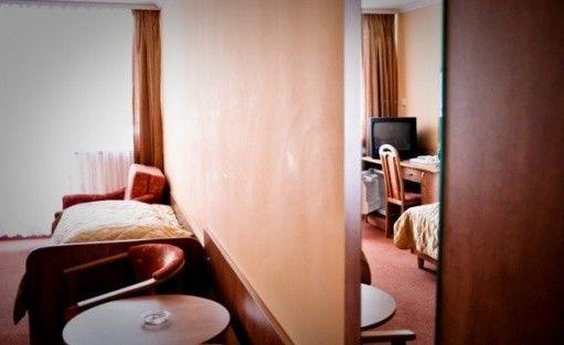zdjęcie pokoju, Centrum Konferencyjno-Szkoleniowe Poraj, Jastrząb