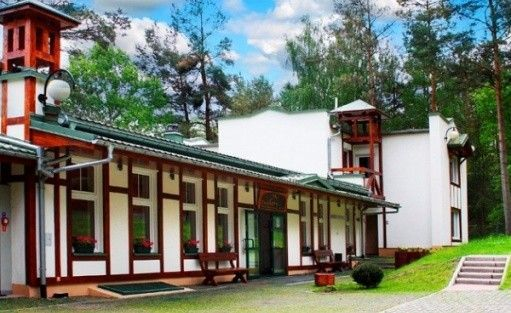 zdjęcie obiektu, Ośrodek Szkoleniowo-Wypoczynkowy ZAWIATY, Czarna Dąbrówka