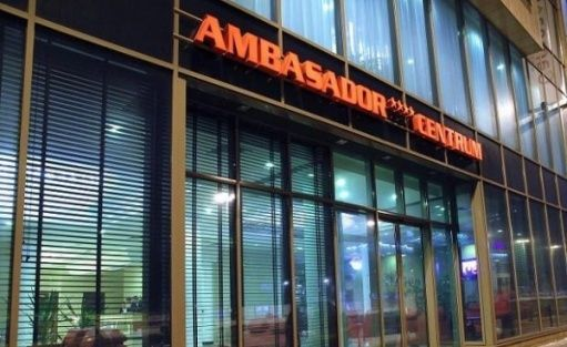Hotel Ambasador Centrum