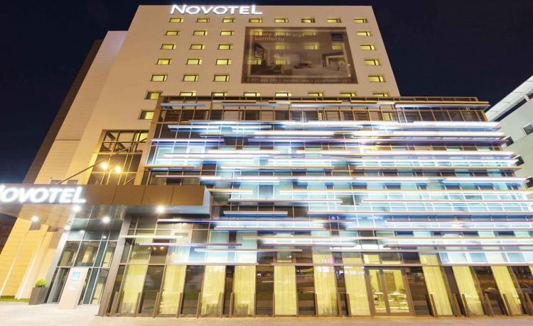 Hotel **** Novotel Łódź Centrum / 1