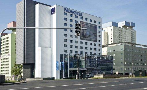 Hotel **** Novotel Łódź Centrum / 2