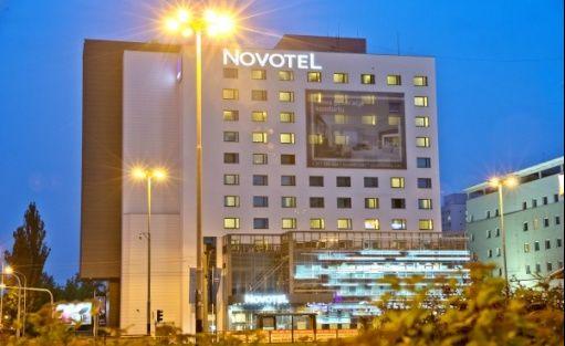 zdjęcie obiektu, Novotel Łódź Centrum, Łódź