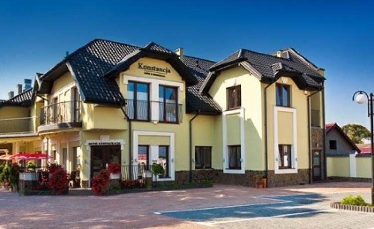zdjęcie obiektu, Hotel i Restauracja Konstancja ***, Łódź