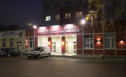 Obiekt szkoleniowo-wypoczynkowy Hotel Stacja Kutno / 0
