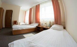 Hotel Stacja Kutno Obiekt szkoleniowo-wypoczynkowy / 5