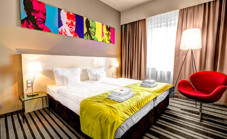 Hotel *** NoBo Hotel / 1