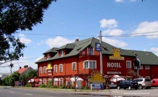 """Hotel """"Pod Słońcem"""""""
