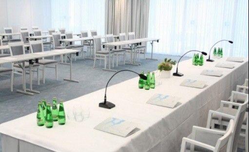 zdjęcie sali konferencyjnej, Wellstreet Hotel, Zielona Góra