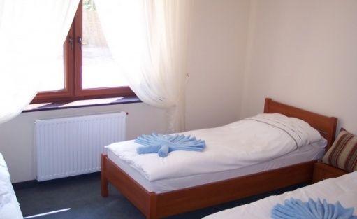 zdjęcie pokoju, Leśniczówka Przyłęsko, Rybakowo