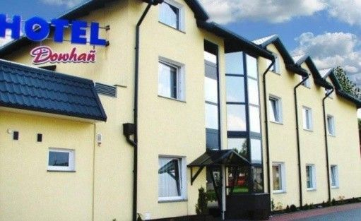 Hotel Dowhań
