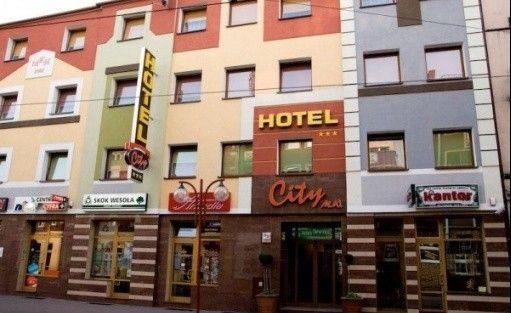 Hotel City Grudziądz