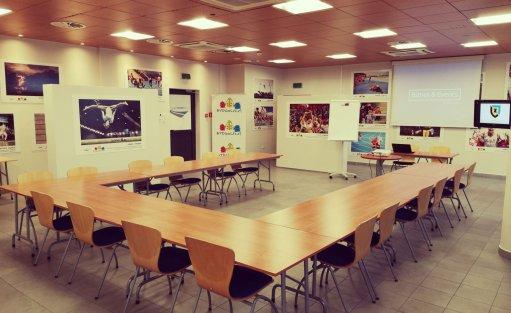 Centrum szkoleniowo-konferencyjne Centrum Konferencyjne Stadion Zawisza / 2