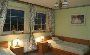 zdjęcie pokoju, Pensjonat z odnową biologiczną Afrodyta, Ośno Lubuskie