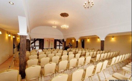 zdjęcie sali konferencyjnej, OLOWIANKA.EU, Gdańsk