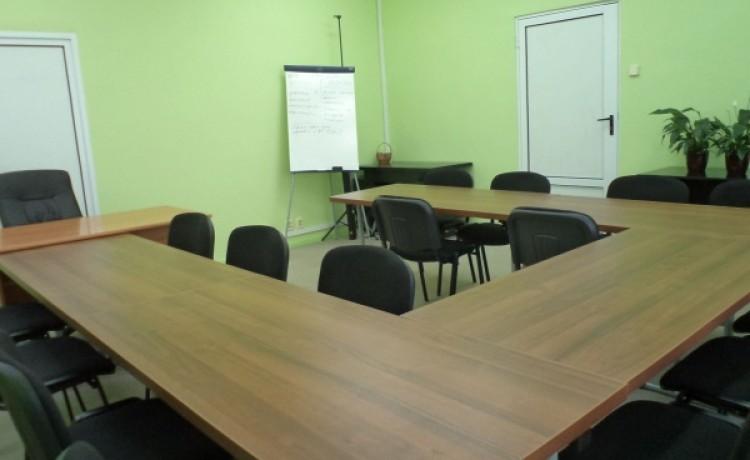 zdjęcie sali konferencyjnej, Instytut Samorządu i Administracji Sp. zo.o., Katowice