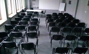 zdjęcie sali konferencyjnej, ANTON CENTER, Warszawa