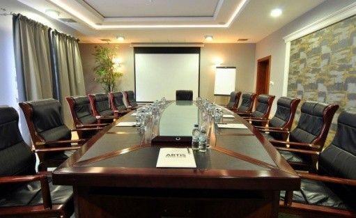 zdjęcie sali konferencyjnej, ARTIS **** Hotel & SPA, Zamość