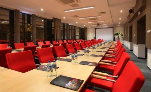 zdjęcie sali konferencyjnej, Hotel Arena spa & wellness, Tychy