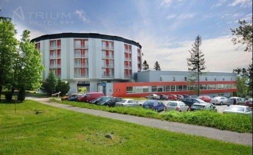 ATRIUM HOTEL Vysoké Tatry  - Słowacja