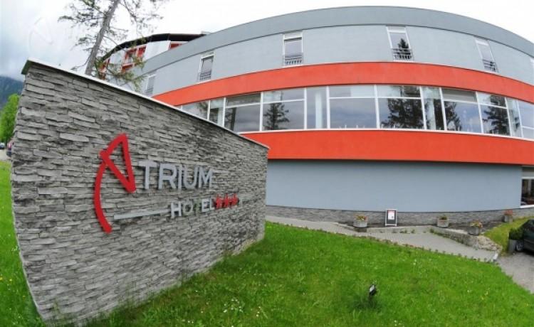 zdjęcie obiektu, ATRIUM HOTEL Vysoké Tatry  - Słowacja, Zakopane