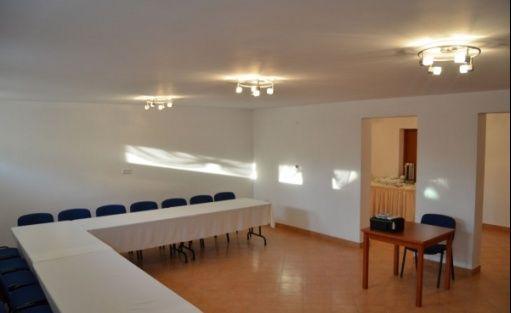 zdjęcie sali konferencyjnej, Villa Plaza, Warszawa