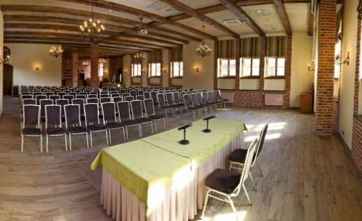 zdjęcie sali konferencyjnej, Hotel Młyn Aqua SPA w Elblągu, Elbląg