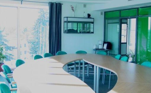 zdjęcie sali konferencyjnej, Impet, Gdynia
