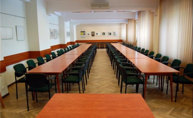 Sala konferencyjna Łódzki Dom Kultury / 1