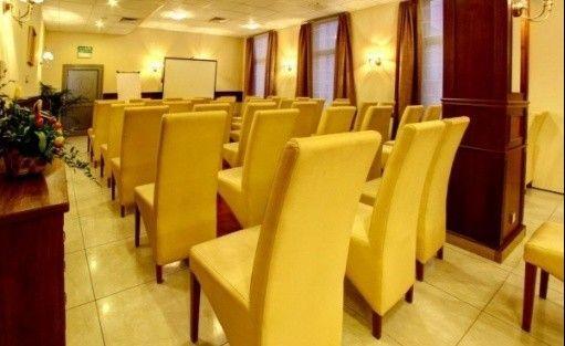 zdjęcie sali konferencyjnej, Hotel Conrad, Kraków