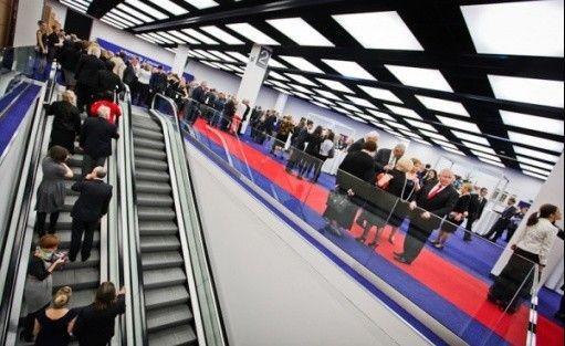Centrum konferencyjno-kongresowe Poznań Congress Center
