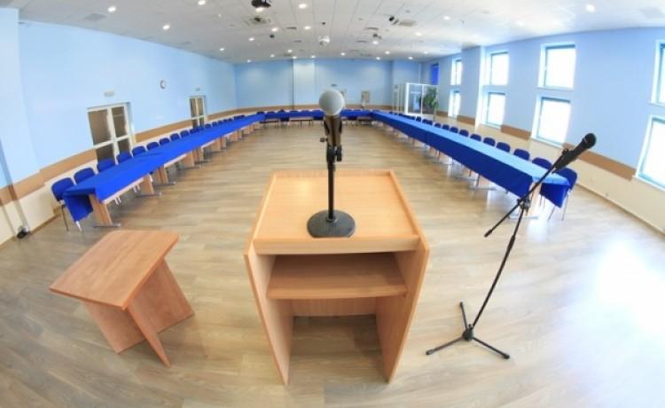 zdjęcie sali konferencyjnej, Kompleks Milenium, Kołobrzeg