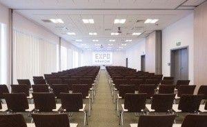 zdjęcie sali konferencyjnej, Międzynarodowe Centrum Targowo-Kongresowe EXPO Kraków, Kraków