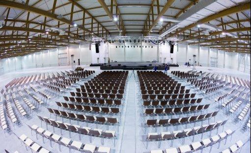 Centrum targowe Międzynarodowe Centrum Targowo-Kongresowe EXPO Kraków / 7