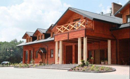 zdjęcie obiektu, Ośrodek Konferencyjno Wypoczynkowy Młynczysko, Poświętne