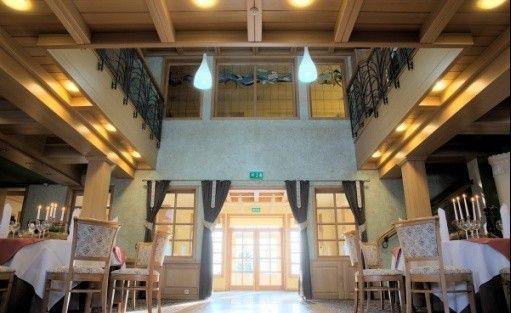 zdjęcie sali konferencyjnej, Hotel Habenda ****, Budzyń