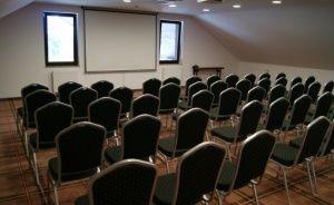 zdjęcie sali konferencyjnej, Mikołajki Resort by DeSilva - konferencje i eventy na Mazurach, Mikołajki